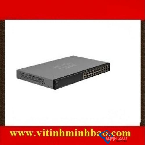 Cisco SF300-24PP Layer 3 Option PoE 180W