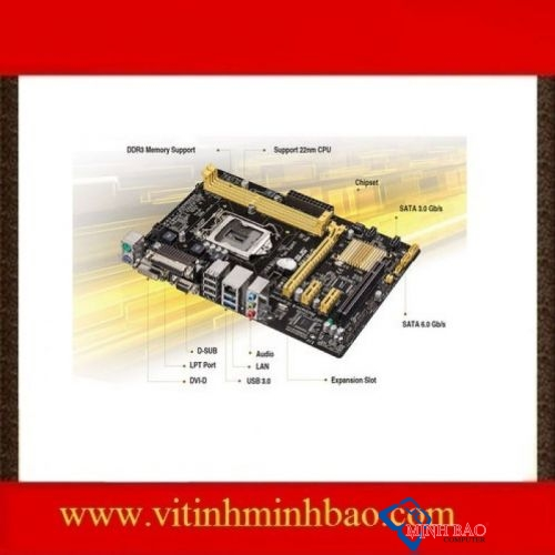 Bo mạch chính Mainboard Asus H81M-P
