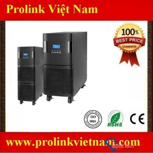 Bộ lưu điện prolink 30KVA 3 pha vào 1 pha ra model pro83130S