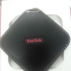 Ổ cứng gắn ngoài SSD Sandisk 120GB