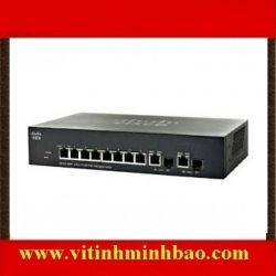 Cisco SF302-08PP-K9