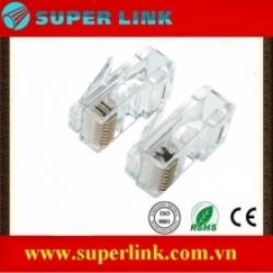 Đầu RJ45 Superlink Cat6e