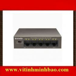 Switch Poe 5 port TEF1105P
