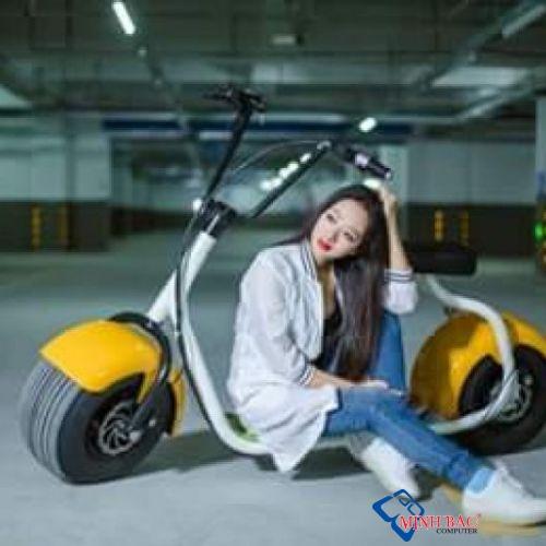 Xe Điện Scooter 2 bánh oto